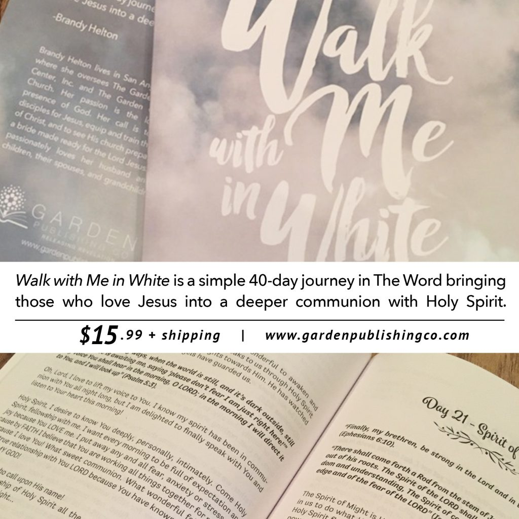 Absolute Surrender to Holy Spirit | Garden Publishing Co
