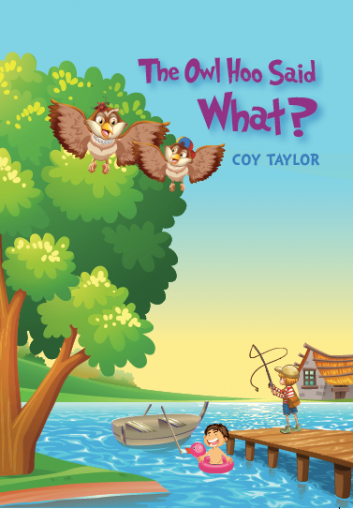 The Owl Hoo Said What?